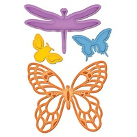 Spellbinders Fanciful Flight S5-051