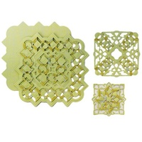 Spellbinders Shapeabilities Cut, Fold and Tuck Dies Folded Lace S5-196