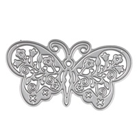 Craft Dies Floral Butterfly