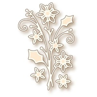Wild Rose Studio Craft Die Winter Bouquet