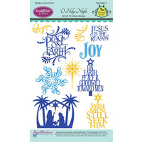 Justrite Stamp O Holy Night