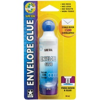 Sure Seal Envelope Glue 50ml Seals over 1500 Envelopes