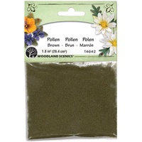Susan's Garden Pollen 1oz Packet Brown FREE SHIPPING