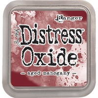 Tim Holtz Distress Oxide Ink Pad Aged Mahogany