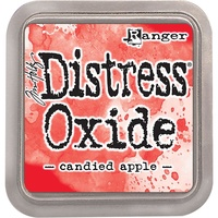 Tim Holtz Distress Oxide Ink Pad Candied Apple