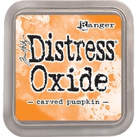 Tim Holtz Distress Oxide Ink Pad Carved Pumpkin