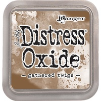 Tim Holtz Distress Oxide Ink Pad Gathered Twigs