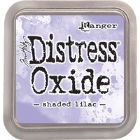 Tim Holtz Distress Oxide Ink Pad Shaded Lilac
