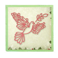 Ultimate Crafts Die Silent Night - Delightful Dove FREE SHIPPING