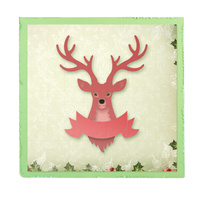 Ultimate Crafts Die Silent Night - Prancer FREE SHIPPING