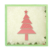 Ultimate Crafts Die Silent Night - Pieces of Christmas FREE SHIPPING