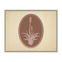 Ultimate Crafts Dies Australiana Small Grass Tree Tag Set