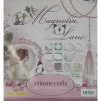 "Magnolia Lane Paper Pad 6""x6"" 24 Pages FREE SHIPPING"