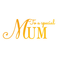Ultimate Crafts Classic Sentiments Hotfoil Special Mum