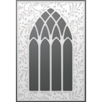 Ultimate Crafts Die Stained Glass Background Die