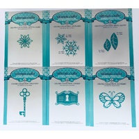 Ultimate Crafts Die Bundle Celosia Collection