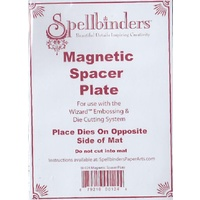 Spellbinders 5x7 Magnetic Spacer Plate FREE SHIPPING