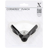 Xcut Corner Punch Makes Perfect Rounded 5mm Corners
