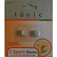 Tonic Studios Shape Mate Replacement Blades Great Cutting System