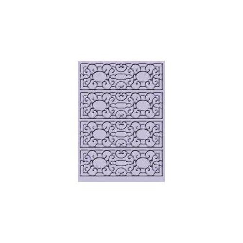 CUTTLEBUG Embossing Folder Mary Ann 5x7