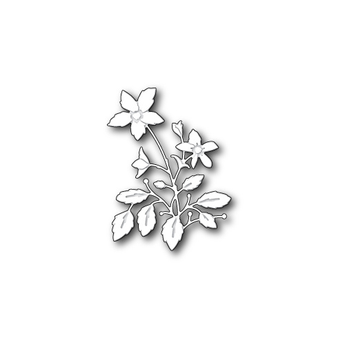 Memory Box Die Lenora Bloom 99059
