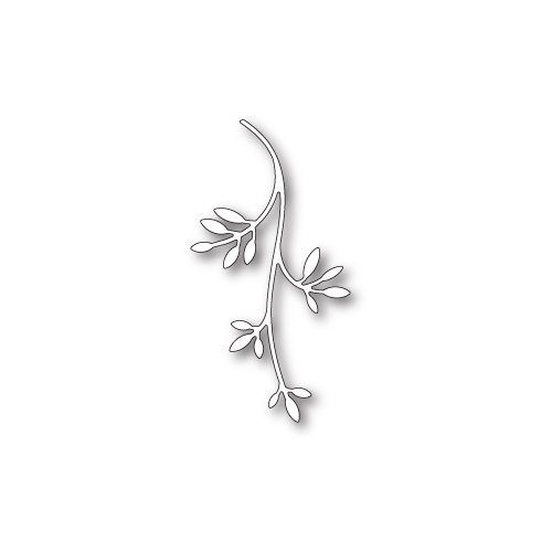 Memory Box Die Sprouting Vine 99643