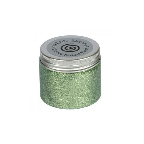 Cosmic Shimmer Sparkle Texture Paste Sea Green 50ml