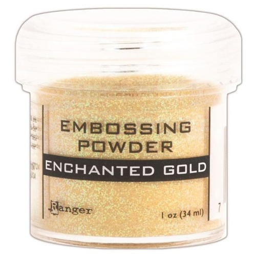 Ranger Embossing Powder 1 Ounce ENCHANTED GOLD