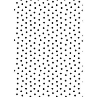 DARICE Embossing Folder Dot Swiss Background 5x7