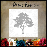 Paper Rose Dies Gum Tree 17685