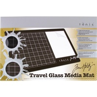 PRE-ORDER Tonic Studios Tim Holtz Travel Glass Media Mat