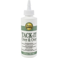 Aleene's Tack It Over & Over Glue 118ml