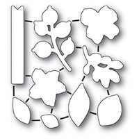 Memory Box Die Garden Sketches Die Set 32204