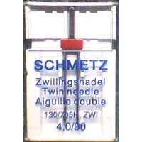 Schmetz Twin Needle Universal 4.0mm 90/14