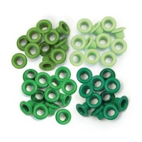 We R Memory Keepers Crop-A-Dile 60 Eyelets Green