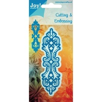 Joy Crafts Cutting and Embossing Edge 6002/0149