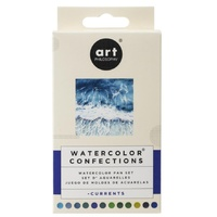 Prima Watercolour Confections Watercolour Pans Currents 12pk