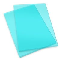 Sizzix Big Shot Cutting Pad 1 Pair 8 3/4 x 6 1/8 Mint 660522