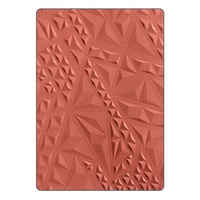 Sizzix Embossing Folder Geometric 661258