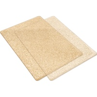 Sizzix Big Shot Cutting Pads Clear with Gold Glitter 662140
