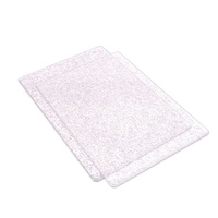 Sizzix Big Shot Cutting Pad Clear with Silver Glitter 662141