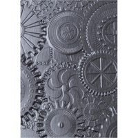 Sizzix Tim Holtz 3D Texture Fades Embossing Folder Mechanics 662715