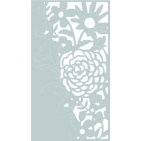 Sizzix Thinlits Die Secret Garden 662859