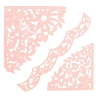 Sizzix Thinlits Die Decorative Corners 662861