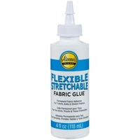 Aleene's Flexible Stretchable Fabric Glue 118ml