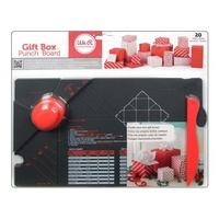 We R Memory Keepers Gift Box Board Punch