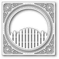 Memory Box Die Cottage Gate Frame 94077