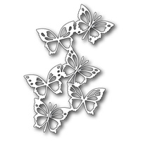 Memory Box Die Fairyland Butterflies 99078