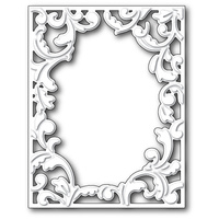Memory Box Die Elliana Border Frame 99378