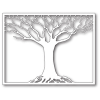 Memory Box Die  Mighty Oak Frame 99593